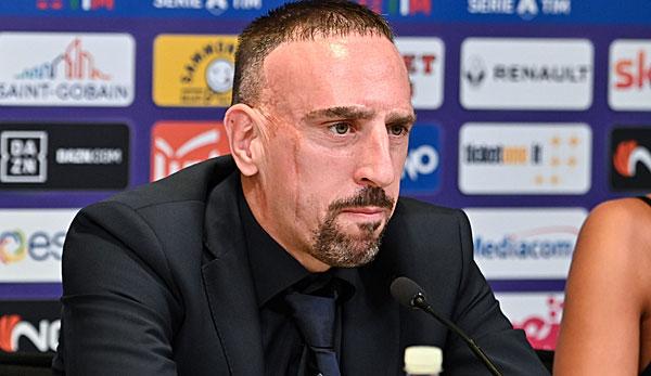 Franck Ribery spricht offen über seine Gesichtsnarbe: Meine Familie hat gelitten