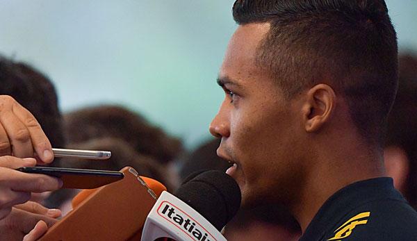 Alex Sandro: Fühle mich schuldig, wenn ich 300, 400 Euro ausgebe