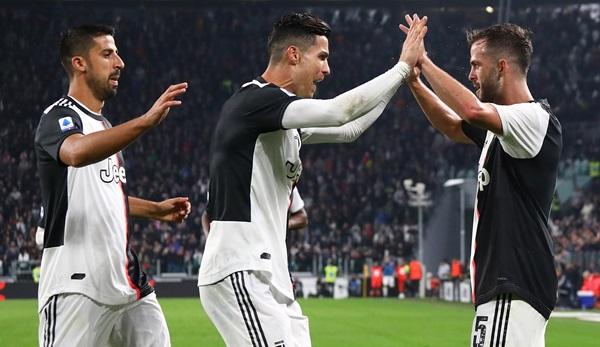 Serie A: Cristiano Ronaldo führt Juventus Turin zum siebten Saisonsieg