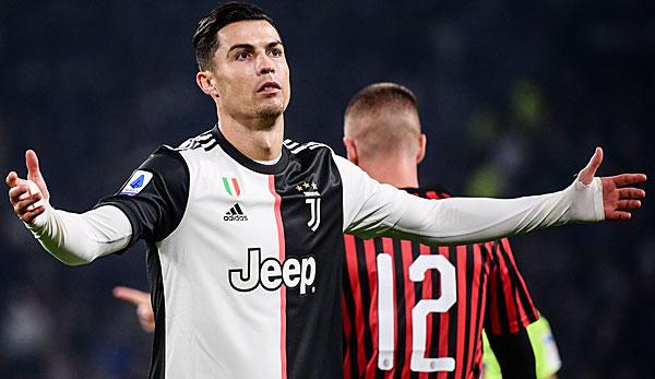 """Trainerlegende Fabio Capello über Juventus-Star Cristiano Ronaldo: """"Hat seit drei Jahren keinen mehr ausgedribbelt"""""""