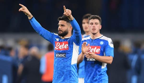 SSC Neapel Gegen Juventus Turin Heute Live Im Livestream
