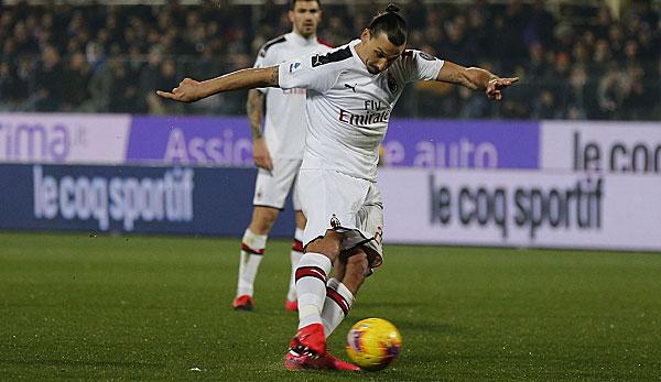 AC Milan: Paolo Maldini enthüllt Vertragsklausel bei Zlatan Ibrahimovic