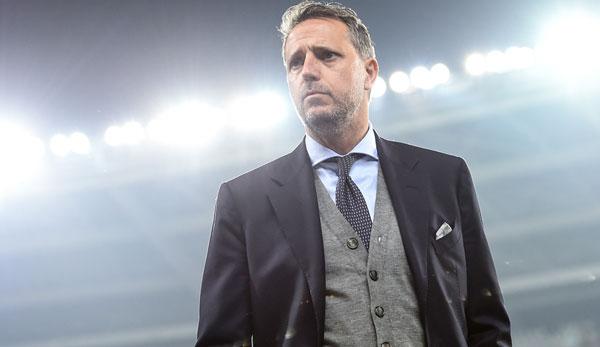 Juventus-Sportdirektor Fabio Paratici: Deutsche Klubs könnten von Corona-Krise profitieren