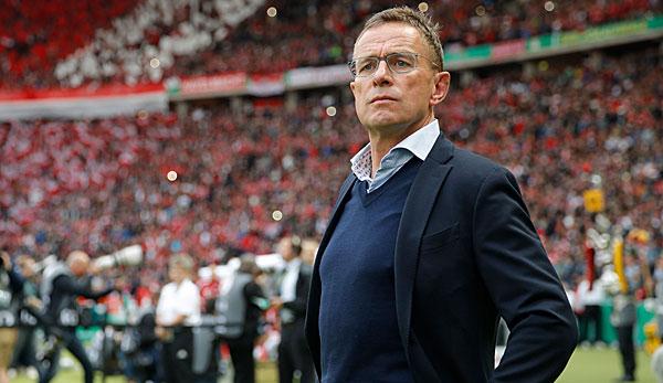 RB Leipzigs Ralf Rangnick: Der Transfermarkt wird nach der Krise ein anderer sein