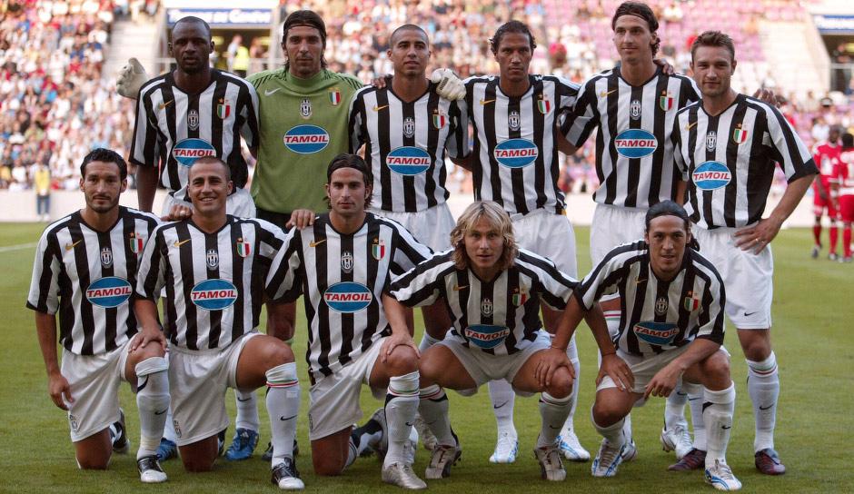 Spieler Juventus Turin