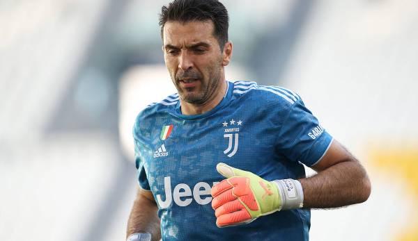 Spiele: Buffon stellt Serie-A-Rekord auf