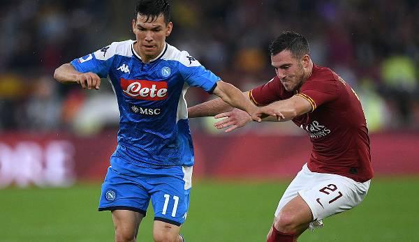 Neapel Gegen Roma