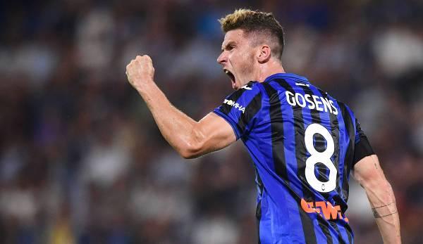Robin Gosens pourrait quitter Atalanta Bergame pour environ 30 millions d'euros.