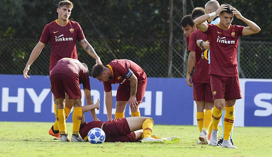 As Roma Spieler