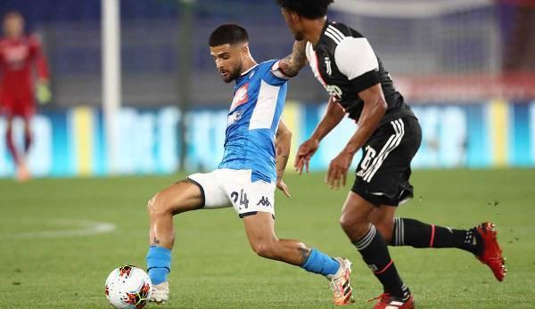 Juventus Turin Gegen SSC Neapel Heute Live Im TV