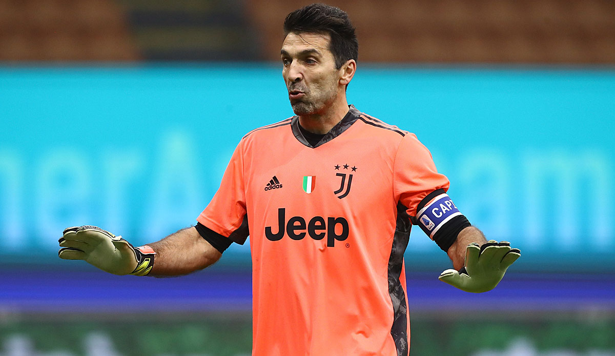 Juventus Turin: Gianluigi Buffon wegen Blasphemie zur Kasse gebeten - SPOX.com