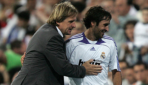 schuster, raul, real madrid