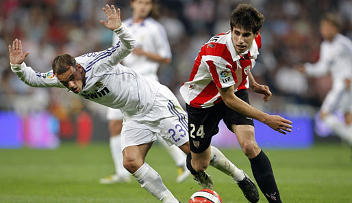 fußball, international, spanien, real madrid, bilbao