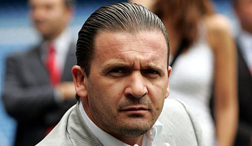 fußball, international, real madrid, mijatovic