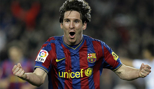 All About Messi