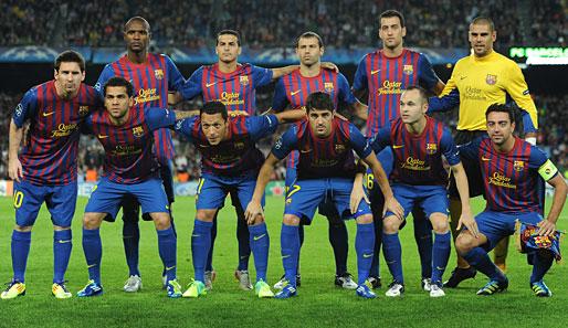 ФК Барселона футбольный клуб  новости состав 20172018
