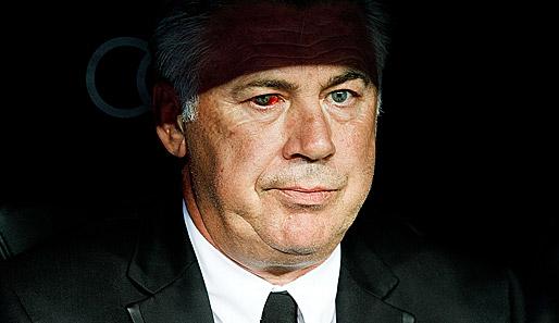 Carlo Ancelotti reagierte mit Sarkasmus auf die Aussagen aus Barcelona zur ...
