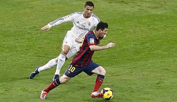 spanische liga torjäger