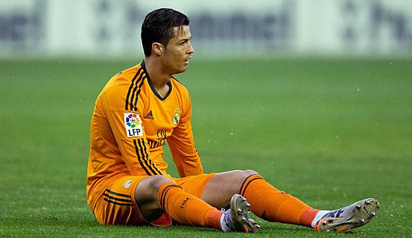 Cristiano Ronaldo Verletzt