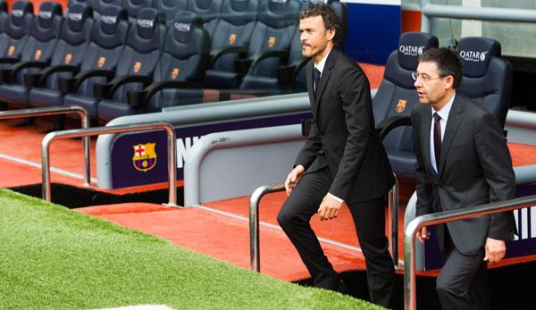 Der FC Barcelona in der Krise  SPOXcom