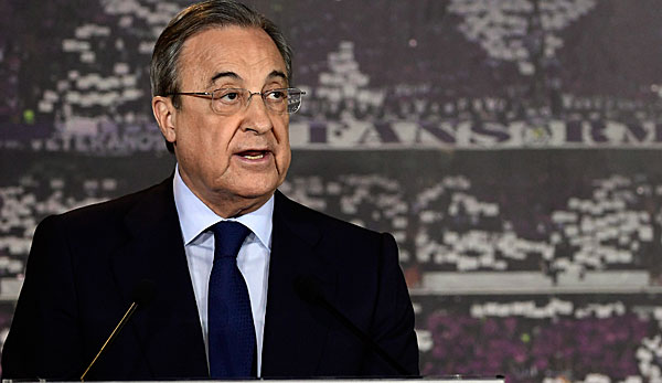 Real Madrid Boss: Floentino Perez
