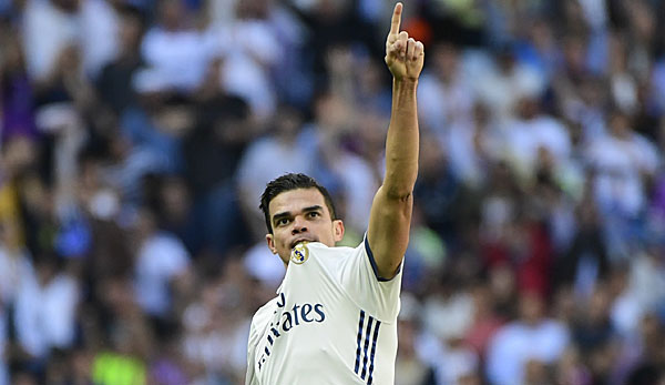 Pepe verlässt Real Madrid