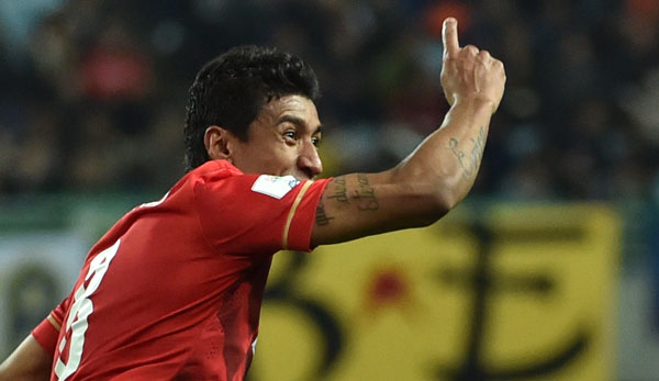 Guangzhou-Trainer Scolari bestätigt Paulinho-Abgang zu Barcelona