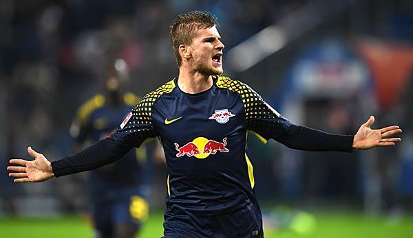 Werner zu schnell für den HSV