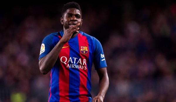 Samuel Umtiti Beim Fc Barcelona Weltklasse Zum Schnäppchenpreis