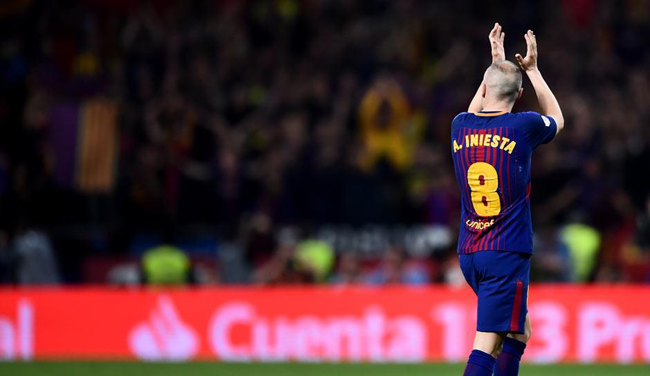 5613fc934b52e9 Andres Iniesta wird den FC Barcelona nach mehr als einem halben Leben am  Saisonende verlassen.