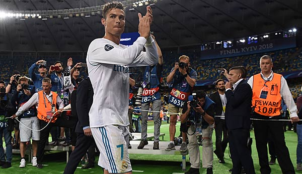 Cristiano Ronaldo verlässt Real Madrid, behauptet Portugal-Zeitung