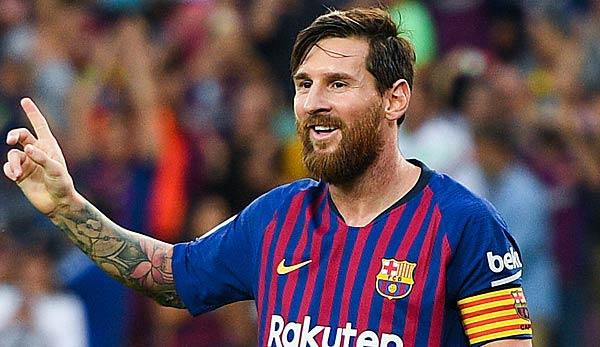 Bilder Messi