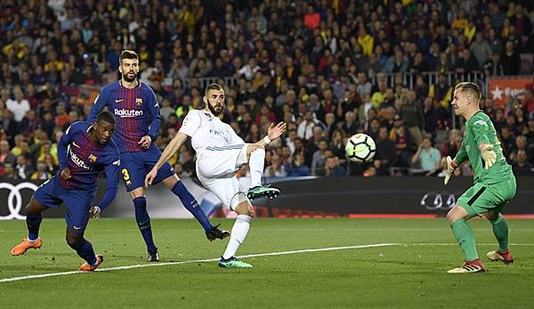 Real Madrid Gegen Fc Barcelona