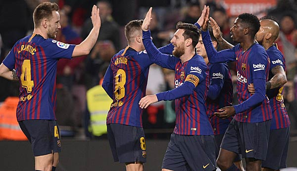 Flipboard Fc Barcelona Beim Fc Sevilla Barca In Der Copa Del Rey