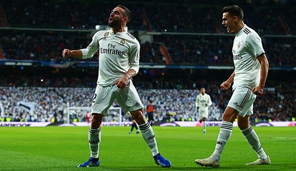 Real Madrid Spiel Heute