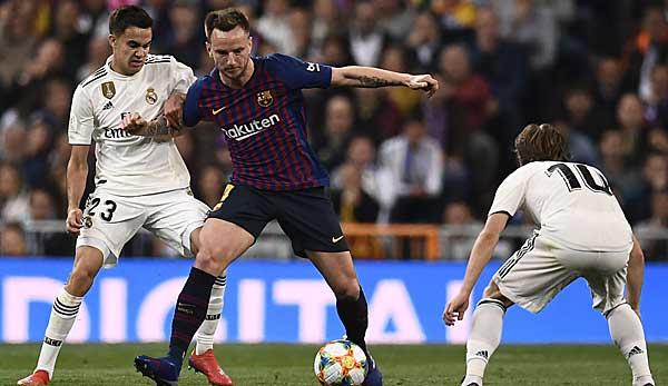 Madrid Gegen Barcelona