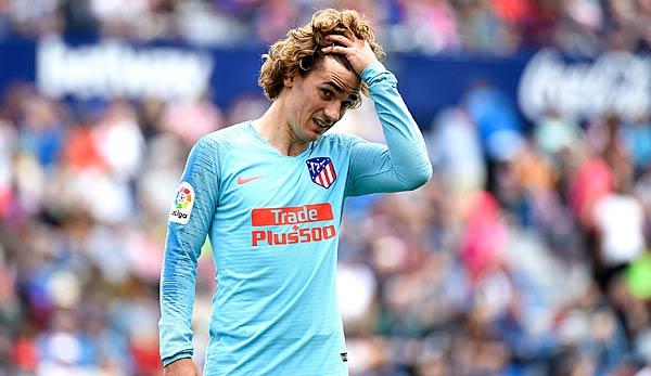 Primera Division: Barca-Stars sprechen sich angeblich gegen Verpflichtung von Antoine Griezmann aus