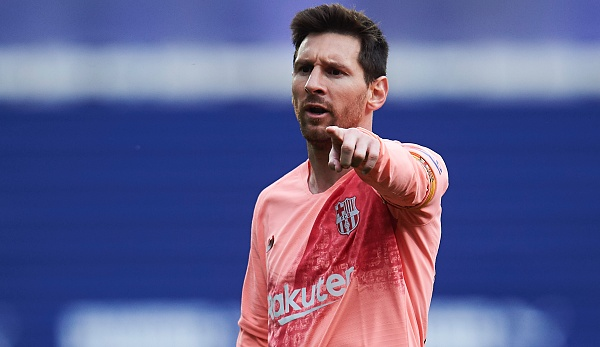 Spanisches Pokalfinale: Messi-Tor ist zu wenig - enttäuschendes Barcelona unterliegt Valencia