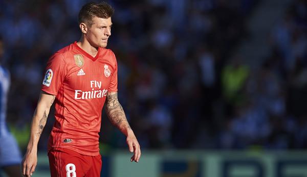 Primera Division: Toni Kroos verlängert bei Real Madrid bis 2023