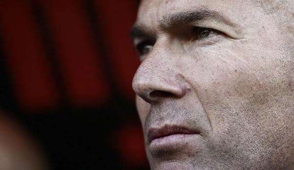 Nach Tod von Bruder Farid: Zinedine Zidane zurück bei Real Madrid