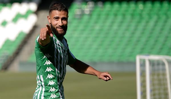 Nabil Fekir est passé de l'Olympique de Lyon au Real Betis.