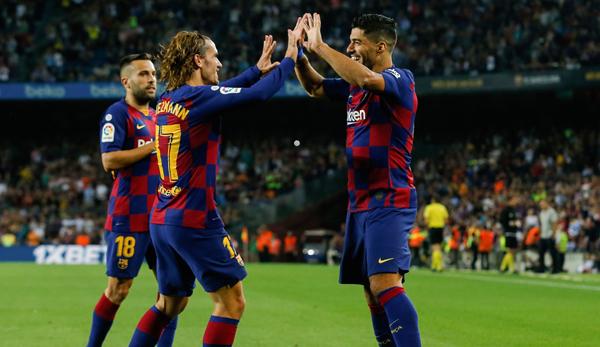 Barca mit erfolgreicher BVB-Generalprobe - Real rückt vor