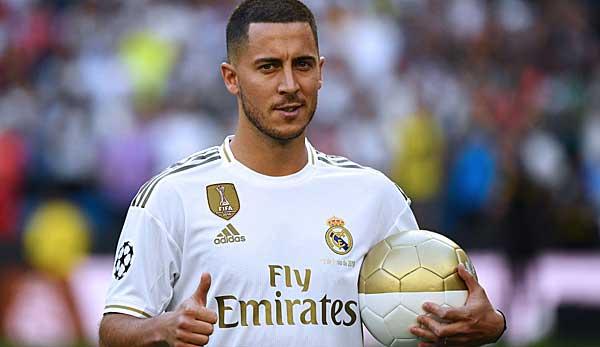 Real Madrid: 100-Millionen-Mann Eden Hazard kehrt in den Kader zurück