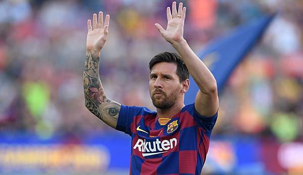 FC Barcelona - FC Valencia heute LIVE: So seht Ihr die Primera Division im TV und Livestream