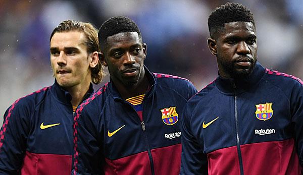 FC Barcelona: Samuel Umtiti während Valencia-Spiel ausgeraubt