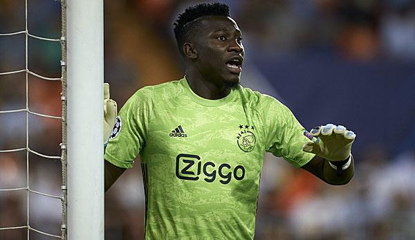 FC Barcelona: Ajax-Keeper Andre Onana lehnte Rückkehr im Sommer ab