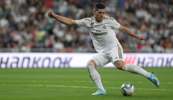 Real Madrid: Unzufriedenheit in Spanien wegen Luka Jovic wächst