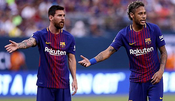 FC Barcelona - Lionel Messi verrät: Einige im Klub möchten nicht, dass Neymar zurückkommt