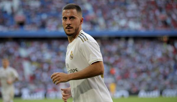 Eden Hazard von Real Madrid: Ich sagte PSG mehrfach ab