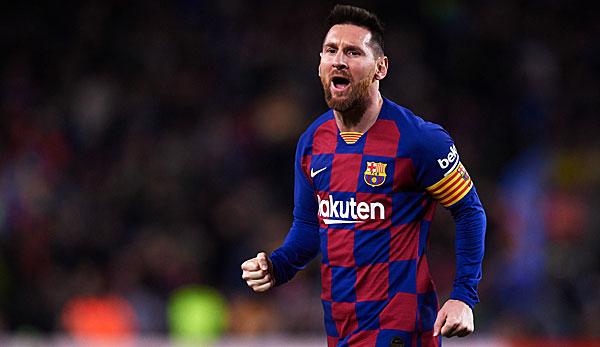 FC Barcelona will mit Lionel Messi verlängern: Sportdirektor Eric Abidal gibt Update